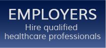 Hire healthcare professionals